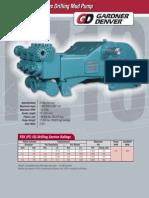 Brochure Gardner Denver PZ-10-1350Hp