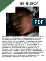 Se Busca Responde Al Nombre de Juan-doc