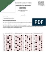 Gabarito1 Simulado OAB 15 3 2015