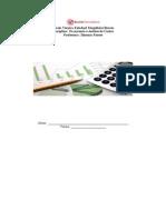 Apostila de Orçamento, Análise e Custo