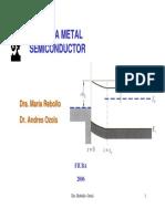 6205-Clase de Juntura Metal-Semiconductor