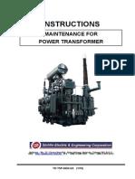 3. Maintenance Manual_TD-TSP-0004-2A.docx