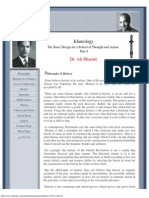 Ali Shariati - Islamology 4