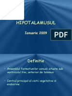 Curs Hipotalamus 2009