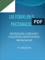 Las Fobias en El Psicoanalisis