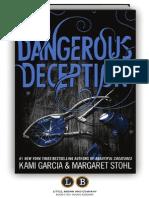 Dangerous Deception (Preview)
