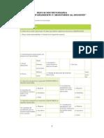 Ficha de Monitoreo de Educacion Secundaria Ccesa1156