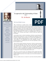Ali Shariati - An Approach to the Understanding of Islam 2