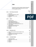 Revision Differentiation MAT181Q
