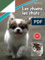 Chiens Chats Et Nous