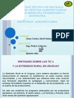 Foro Agropecuario en Uruguay