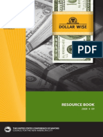 DollarWise Resource Book, 2008–09