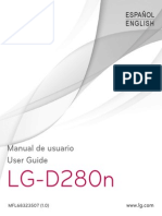 Lg l65 Manual Usuario