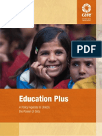 CARE Education Plus Report