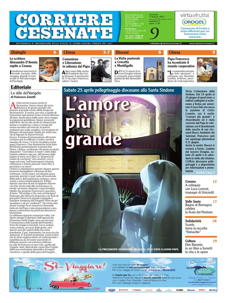 Bagno Moderno Di Pedrelli Filippo.Corriere Cesenate 09 2015