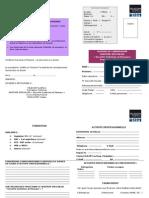 Dossier de Candidature Mastere Specialise Ssr