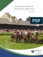 Report - Economic Fiscal Impact Saratoga Race Course - Saratoga IDA.pdf
