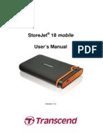 Manual Sj18m En