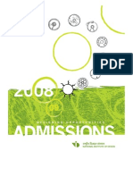 NID Admission Brochure 08