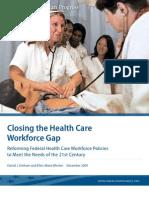 CAP Workforce Gap