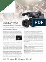 HXR-MC2500_V-2612