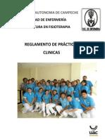 Reglamento de Prácticas Clinicas