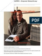 Oblog.marcommendes.com- As MINHAS RAZÕES Empower NetworkLazy Millionaires