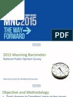 Manning Barometer