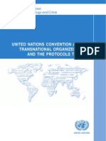 unodc  protocol to prevent, suppress and punish trafficking in persons, especially women and children, supplementing the united nations convention against transnational organized crime