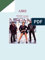 Aire. Piano Version