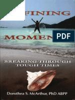 Defining Momentss