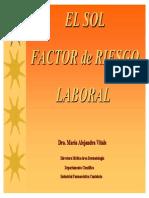 Factor del Riesgo Laboral