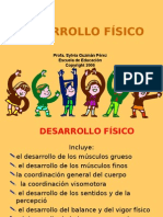 Lección #2 Desarrollo fIsico