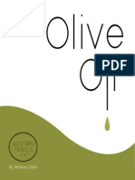 Wester Family Olive Oil Product Book