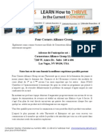 Résumer Four Corners Alliance Group