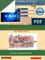 Actualizaciones de La Norma Iso 9001 2015