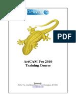 TrainingCourse ArtCAM Pro ENG