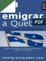 eMigrar a Quebec