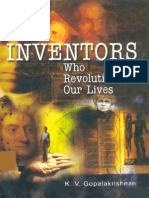 Inventors Who Revolutionised Our Lives