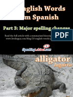 Did You Know That These 13 English Words And Phrases Came From Spanish?
