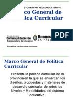 Marco General Pol Curricular