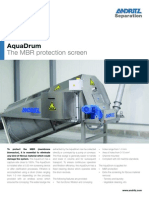 AquaDrum The MBR protection screen