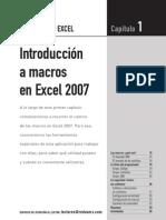 Macros Para Excel 2007