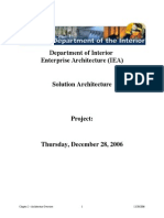 Solution Architecture Document Word Formatdoc147