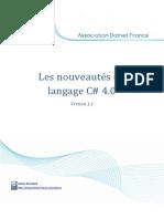 Les nouveautés du langage CSharp 4.0.pdf