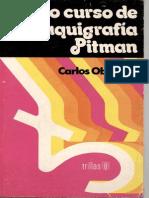 Obregon Carlos - Nuevo Curso de Taquigrafia Pitman