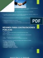 TIPOS DE CONTRATO DE OBRA PUBLICA