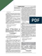 DS 010-2014 TR Normas complementarias  de la LEY 30222.pdf