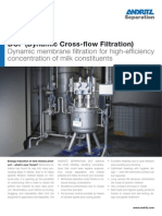 Adritz DCF (Dynamic Cross-flow Filtration)