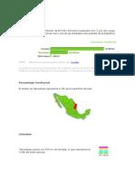 Cifras Tamaulipas 2015